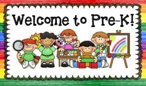 Welcome to preK